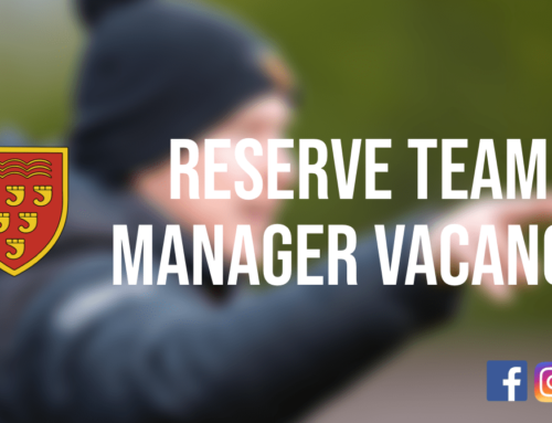Keynsham Town Football Club are seeking a new manager/coach for our Reserve Team, who play in the Step 7 Somerset County Premier Division.