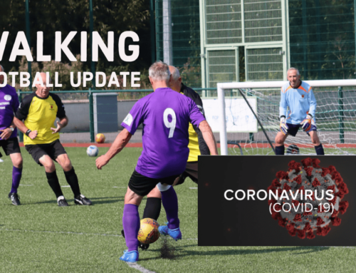 COVID19 Update – Walking Football