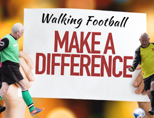 Walking Football – Good Causes
