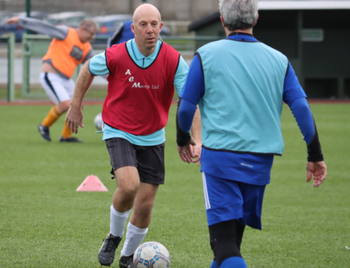 Walking Football March Update